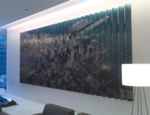 Mesirow Wall Graphics Solutions