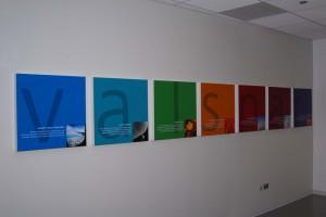 Valspar Product Wall