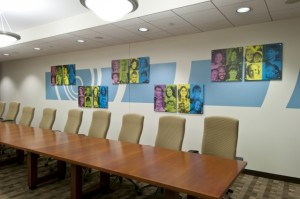 Gift of Hope Boardroom Wall Art