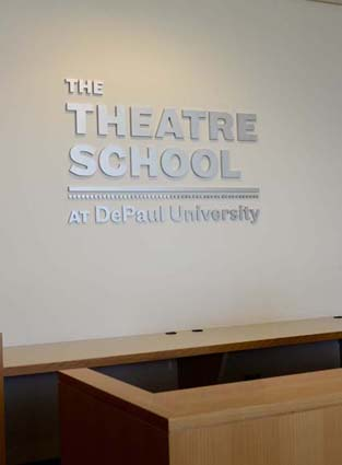 The Theatre School Graphics Chicago