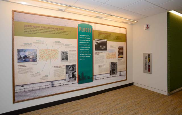 History Timeline Walls Design Install Beautiful History