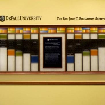 DePaul University Rev. The John T. Richardson Society