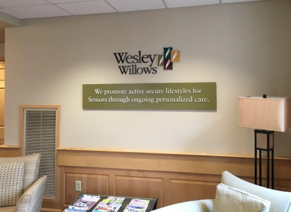 Mission Statement Company Graphics Signage