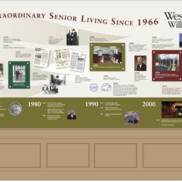 Wesley Willows History and Mission Statement Walls Project