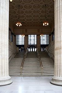 Union Station Staircase