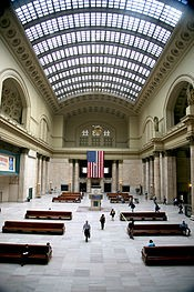 Union Station Main Hall