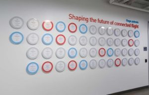 gogo patent wall