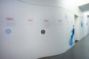 history wall gogo