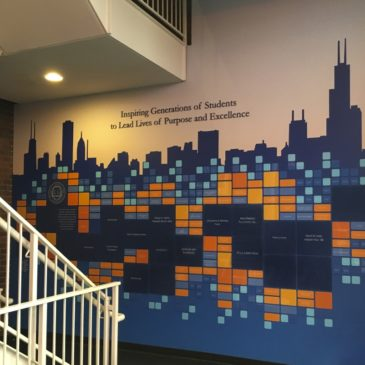 Donor Wall Spotlight: Latin School of Chicago