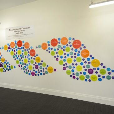 Chiaravalle Montessori School – Donor Recognition Wall