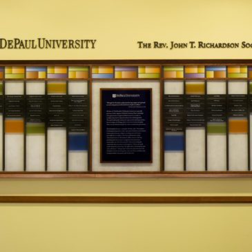 DePaul University Rev. The John T. Richardson Society