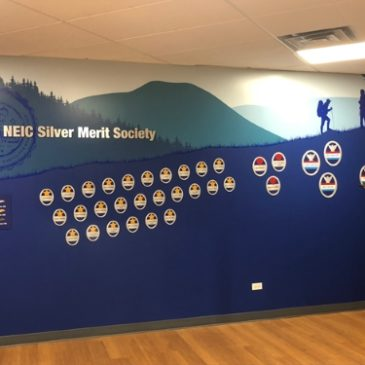 Donor Wall Spotlight: Boy Scouts of America NEIC Silver Merit Society