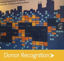 Corporate Donor Walls